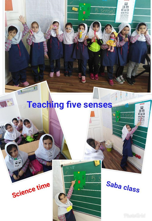 Teaching five senses with realia and handicrafts in order to confirm it.jpg - 203.12 کیلو بایت